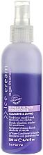 Perfumería y cosmética Acondicionador bifásico para cabello rubio con colágeno - Inebrya Age Therapy Bi-Phase Blonde Conditioner