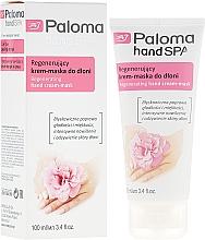 Perfumería y cosmética Crema-mascarilla de manos regeneradora con extracto de algas - Paloma Hand SPA