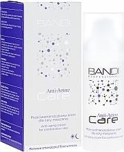 Perfumería y cosmética Crema antiedad para pieles mixtas con microcolágeno y vitamina C - Bandi Professional Anti-aging Cream For Combination Skin