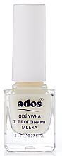 Perfumería y cosmética Acondicionador de uñas con proteína de leche - Ados
