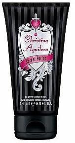 Christina Aguilera Secret Potion - Gel de ducha perfumado — imagen N1