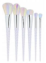 Perfumería y cosmética Set brochas de maquillaje, 6uds. - Tools For Beauty MiMo Unicorn Pastel Set