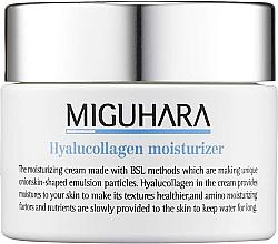 Perfumería y cosmética Crema facial con colágeno y ácido hialurónico - Miguhara Hyalucollagen Moisturizer