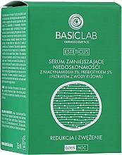 Perfumería y cosmética Sérum facial con 5% niacinamida y 5% prebiótico - BasicLab Dermocosmetics Esteticus