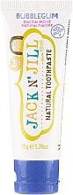 Perfumería y cosmética Pasta dental orgánica con sabor a chicle - Jack N' Jill
