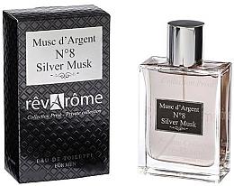 Perfumería y cosmética Revarome Private Collection No.8 Silver Musk - Eau de toilette