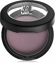 Sombras de ojos perlados con efecto mate - Make Up Factory Mat Eye Shadow Mono — imagen N1