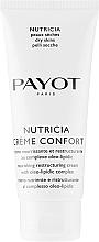 Perfumería y cosmética Crema facial nutritiva con aceite de semilla de pradera blanca y almednta dulce - Payot Nutricia Creme Confort Nourishing & Restructuring Cream