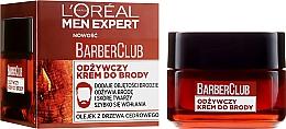 Perfumería y cosmética Crema nutritiva para barba - L'Oreal Paris Men Expert Barber Club