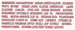 Espuma de baño con aceites esenciales - Clarins Tonic Bath & Shower Concentrate — imagen N4
