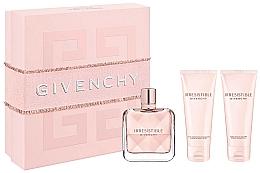 Perfumería y cosmética Givenchy Irresistible Givenchy - Set (eau de parfum/80ml + loción corporal/75ml + aceite de ducha y baño/75ml)