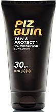 Perfumería y cosmética Loción solar intensificadora de bronceado SPF30 - Piz Buin Tan & Protect Tan Intensifying Lotion SPF30