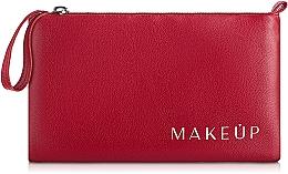 Perfumería y cosmética Neceser cosmético rojo (21x12,5cm) - MakeUp
