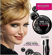 Máscara de pestañas efecto volumen - Bourjous Volume Glamour Max — imagen N2