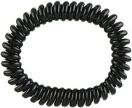 Perfumería y cosmética Coletero espiral - Invisibobble Slim True Black