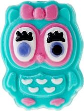 Perfumería y cosmética Jabón artesanal de glicerina, Lechuza con aroma a naranja - Chlapu Chlap Glycerine Soap Owl