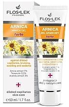 Perfumería y cosmética Gel contorno de ojos tratamiento de edemas y hematomas con árnica y acerola - Floslek Gel Arnica Forte