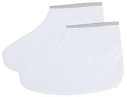 Perfumería y cosmética Calcetines de felpa para tratamiento de parafina, 1 par - NeoNail Professional