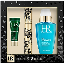 Perfumería y cosmética Helena Rubinstein Eye Love Sexy Blacks Set - Set (máscara de pestañas/6.9ml + sérum de ojos/mini/3ml + desmaquillante/50ml)