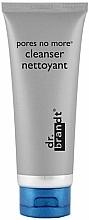 Perfumería y cosmética Gel de limpieza facial con ácido salicílico y aceite de árbol de té - Dr. Brandt Pores No More Cleanser Nettoyant