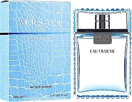 Versace Man Eau Fraiche - Loción aftershave — imagen N1