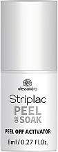 Perfumería y cosmética Activador pell-off - Alessandro International Striplac Peel Or Soak Peel Off Activator