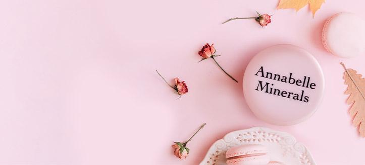 Llévate un polvo facial mineral de regalo por la compra de productos promocionales Annabelle Minerals