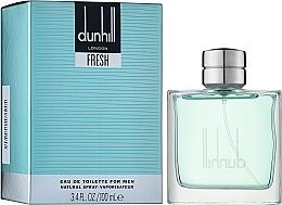 Alfred Dunhill Dunhill Fresh - Eau de toilette — imagen N2