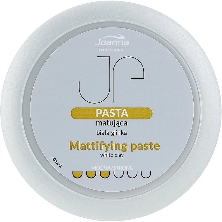 Pasta de fijación matificante con arcilla blanca - Joanna Professional Mattifying Paste