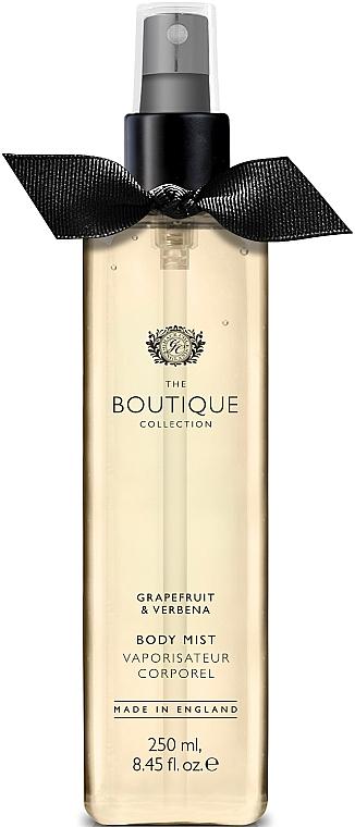 Bruma corporal perfumada con aroma a pomelo & verbena - Grace Cole Boutique Grapefruit & Verbena Body Mist — imagen N1