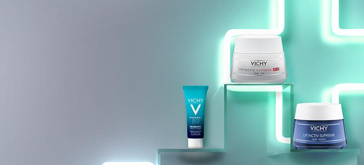 Consigue MINÉRAL 89 PROBIOTIC FRACTIONS 10 ml por la compra de productos promocionales de dermocosmética facial Vichy