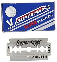 Perfumería y cosmética Cuchillas inoxidables de repuesto, 10uds. - Super-Max Super Stainless DE Razor Blades