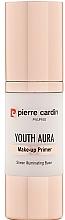 Perfumería y cosmética Prebase de maquillaje iluminadora - Pierre Cardin Youth Aura Make-up Primer