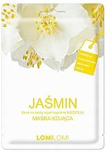 Perfumería y cosmética Mascarilla facial calmante con extracto de jazmín - Lomi Lomi Jasmine Mask