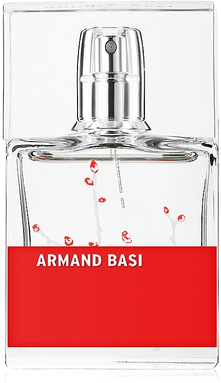 Armand Basi In Red - Eau de toilette — imagen N6