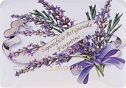 Perfumería y cosmética Jabón corporal artesanal con lavanda - Saponificio Artigianale Fiorentino Lavender