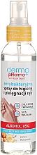 Perfumería y cosmética Spray antibacteriano para manos con aroma a melocotón - Dermo Pharma Antibacterial Hand Spray