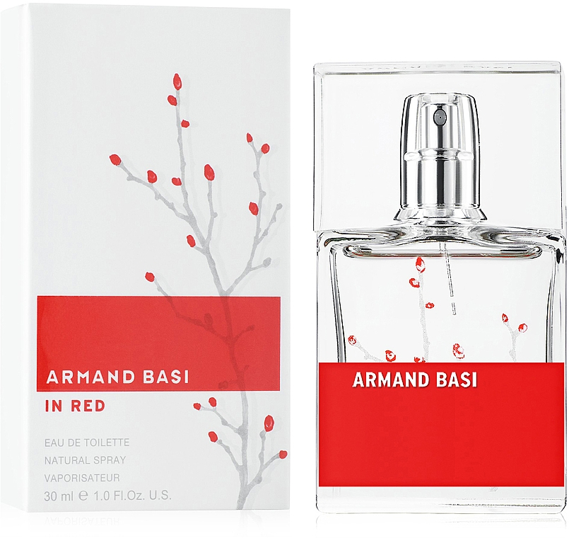 Armand Basi In Red - Eau de toilette — imagen N3