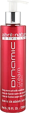 Perfumería y cosmética Crema acondicionador de cabello, fijación suave, sin aclarado - Abril et Nature Advanced Stiyling Dinamic Cream