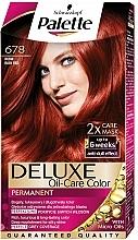 Perfumería y cosmética Tinte permanente para cabello - Schwarzkopf Palette Deluxe
