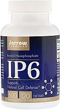Perfumería y cosmética Complemento alimenticio en cápsulas de inositol purificado, 500mg, 120 cáp. - Jarrow Formulas IP6