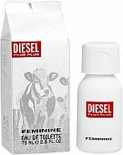 Perfumería y cosmética Diesel Plus Plus Feminine - Eau de toilette