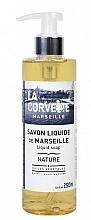 Perfumería y cosmética Jabón líquido ''Nature'' de aceites vegetales - La Corvette Liquid Soap