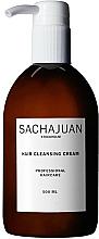 Perfumería y cosmética Crema de lavado para cabello sin sulfatos - Sachajuan Hair Cleansing Cream