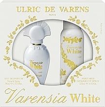 Perfumería y cosmética Ulric De Varens Varensia White - Set (eau de parfum/50ml + desodorante perfumado/125ml)