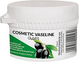 Perfumería y cosmética Vaselina cosmética con aroma a oliva - Pasmedic Cosmetic Vaseline Olives