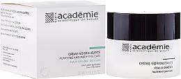 Perfumería y cosmética Crema facial antiimperfecciones con extracto de arroz y complejo de aminoácidos - Academie Normalizing Cream Purifying and Matifying Care