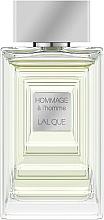 Lalique Hommage a L'Homme - Eau de toilette — imagen N1