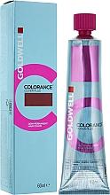 Perfumería y cosmética Coloración de cabello demipermanente con alta cobertura - Goldwell Colorance Cover Plus Hair Color