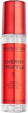 Perfumería y cosmética Spray fijador de maquillaje, Cherry Truffle - Makeup Revolution Precious Stone Cherry Truffle Makeup Fixing Spray